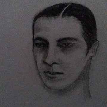 Rudolph Valentino Silent Movie Actor by MagsWilliamson