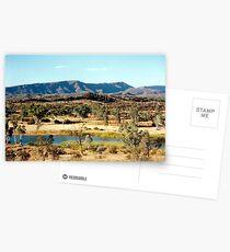 Finke River Postcards