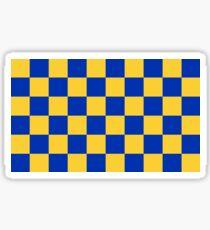 Surrey county flag sticker Sticker