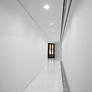 Porsche Museum - Hallway 1 by PeterBusser
