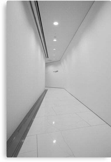 Porsche Museum - Hallway 2 by PeterBusser