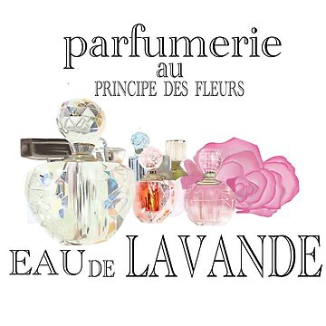 French perfume advertising  by Valiante