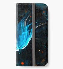Fractal 8 iPhone Wallet/Case/Skin