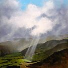 Rolling mist - The Lakes by Carole Russell