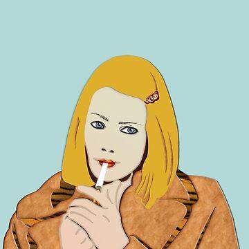 Margot Tenenbaum by mensijazavcevic
