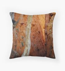 Standley Chasm Throw Pillow