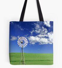 Farm Windmill  Tote Bag