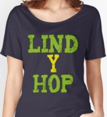 Camiseta ancha para mujer Lindy Hop Swing Dancing