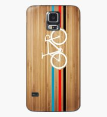 Bike Stripes Velodrome Case/Skin for Samsung Galaxy