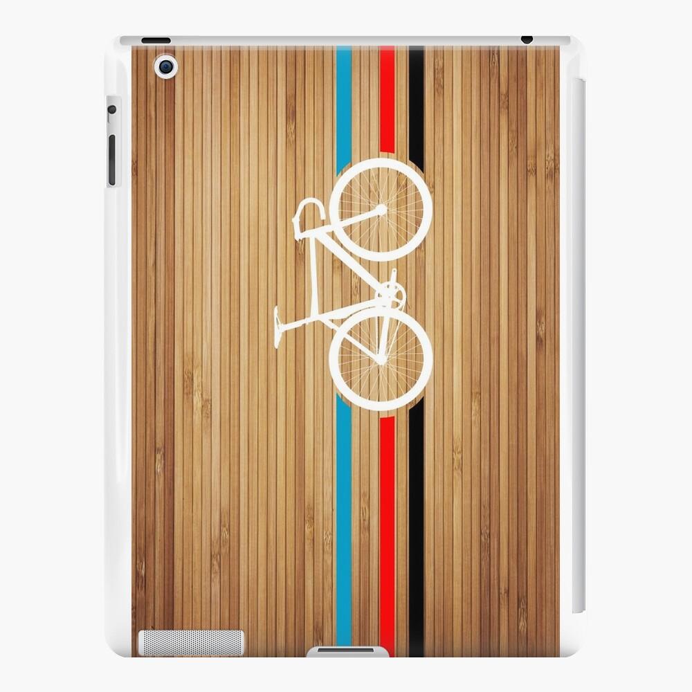 Radstreifen Velodrome iPad-Hüllen & Klebefolien