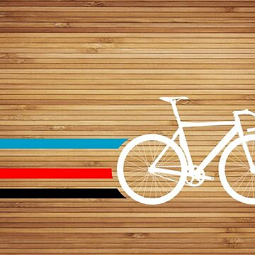 Bike Stripes Velodrome by sher00