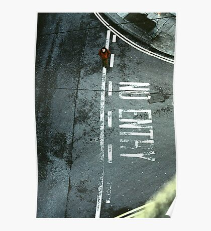 I Walk The Line Poster