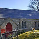 Holy Cross Episcopal Church by JRobinWhitley