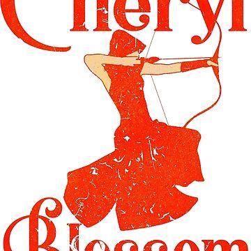 Cheryl Blossom Archery by nostalgiagame