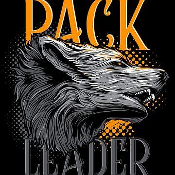 Wolf leader by GeschenkIdee