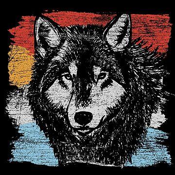wolf by GeschenkIdee