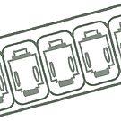 Coil Strip Icon  by 2vape