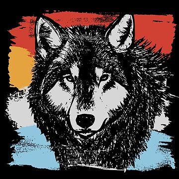 Wolf predator by GeschenkIdee