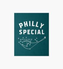 Philly Special trick play Art Board
