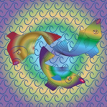 3Fish Flow by shimaart