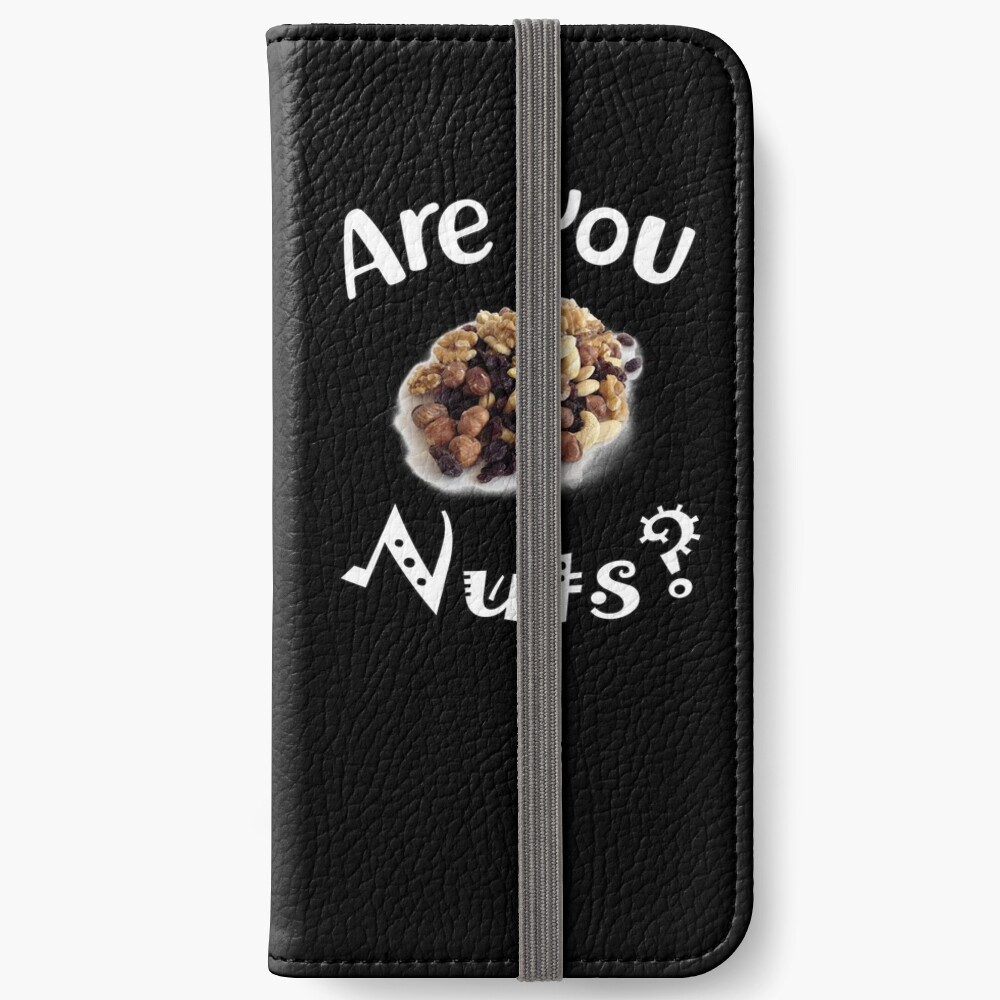 Are you nuts iPhone Flip-Case