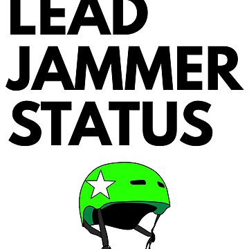 Lead Jammer Status by fearcity