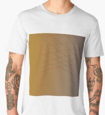 design Exotic Blocks - choco Men's Premium T-Shirt