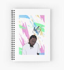 Cuaderno de espiral Kendrick Lamar
