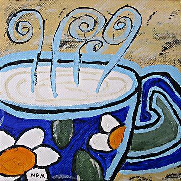Coffee mug by marymirabalart