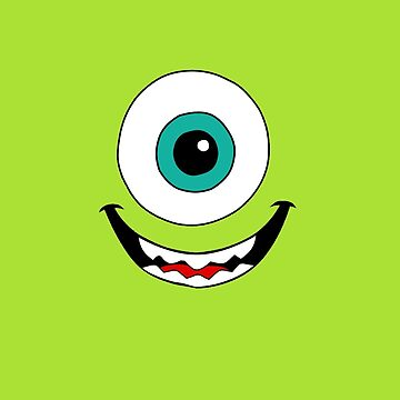 Mike Wazowski by HiddenCorner