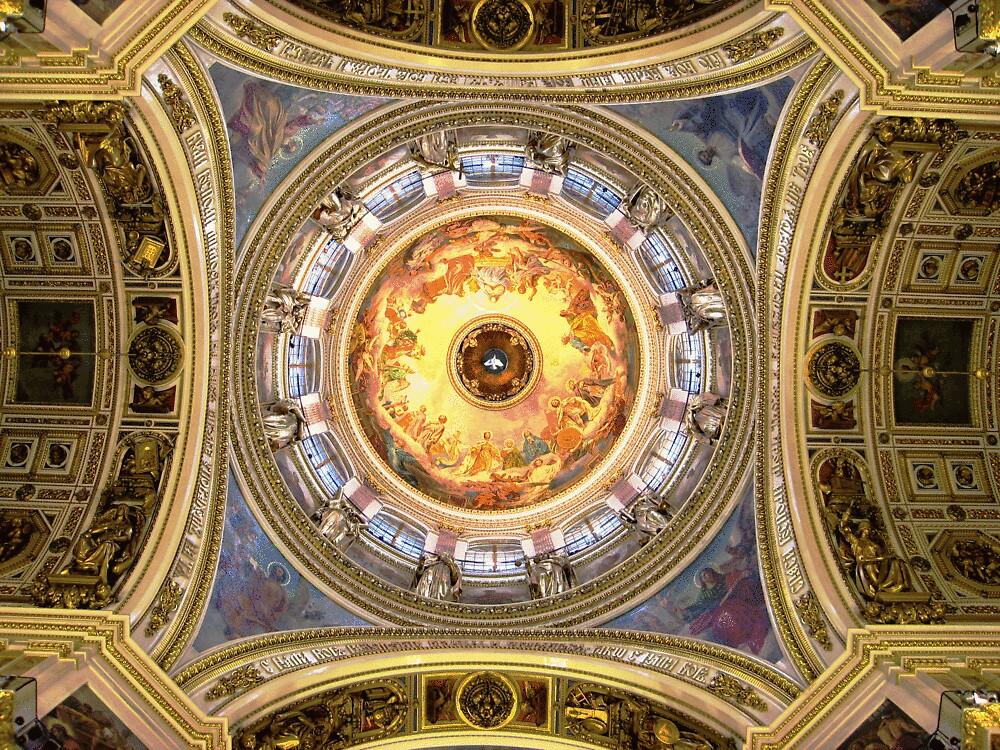 Dome by Alexei Brodnikovski