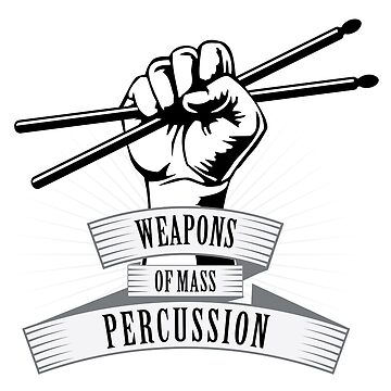 Drumsticks - Weapons of Mass Percussion by CasualMood