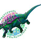 Polysexual Polacanthus (with text)  by R.A.  Faller