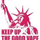 Keep up the good vape by 2vape
