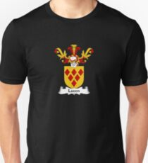 Laven Coat of Arms - Family Crest Shirt Slim Fit T-Shirt