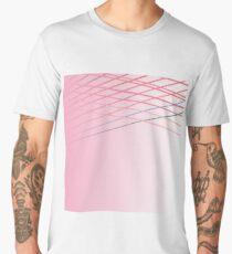 cute Design blocks : Pink Men's Premium T-Shirt
