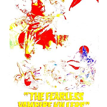 The Fearless Vampire Killers by KungKthulhu