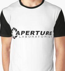 Camiseta gráfica Portal 2: Logotipo de Aperture Science