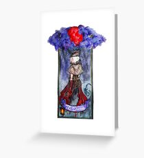 Dreaming Hunter Greeting Card