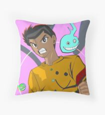 [ fight the feeling ] Throw Pillow