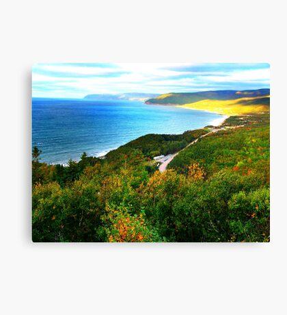 Pleasant Bay Canvas Print