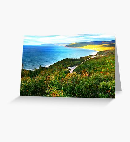 Pleasant Bay Greeting Card