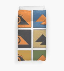eye.gypt Duvet Cover