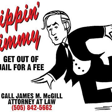 Slippin' Jimmy by jasinmartin