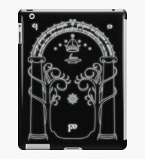 The Doors of Durin iPad Case/Skin