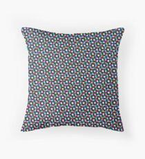 moire Throw Pillow