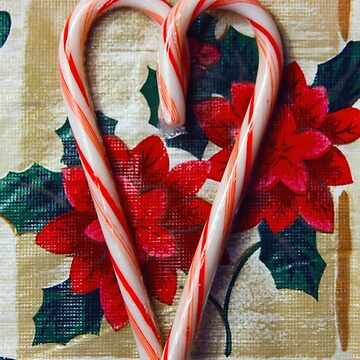 Candy Cane Heart by Gravityx9