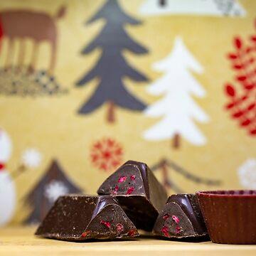 Sweet chocolate by eyelife