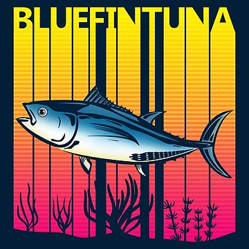 Retro 1980s Tuna by polveri