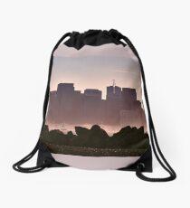 San Francisco Skyline Drawstring Bag